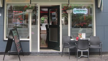 Dinnercheque Den Haag Grand Cafe Rembrandt