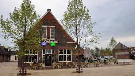 Dinnercheque Delfzijl Grand Cafe 't Lokaal